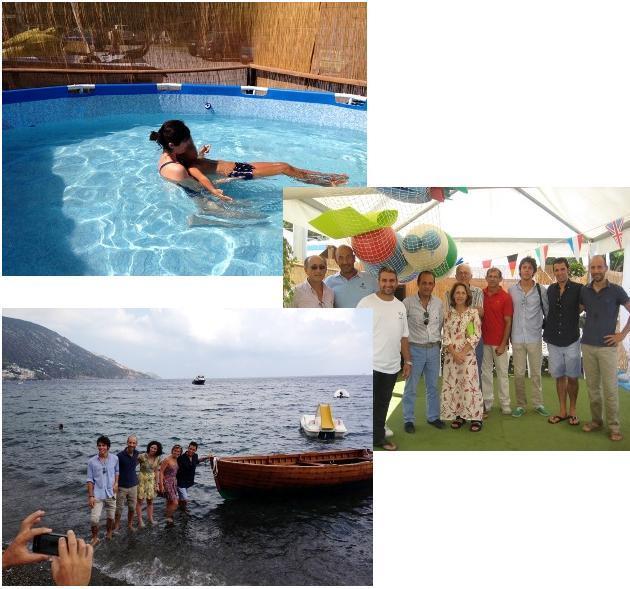 Ultime Notizie: Tutti in acqua con la barca del prof. Siracusano