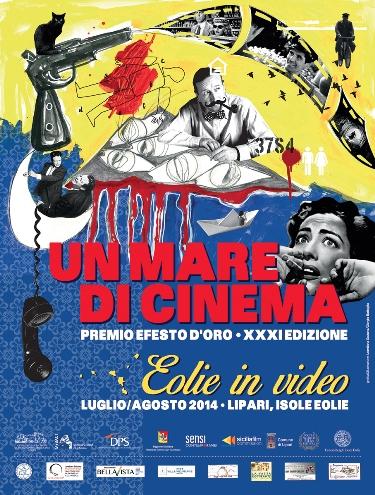 """Ultime Notizie: Lipari si tinge di """"Noir"""" per la XXXI edizione di """"Un Mare di Cinema"""""""