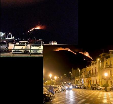 Ultime Notizie: Notte di fuoco a Monte Rosa e Quattropani