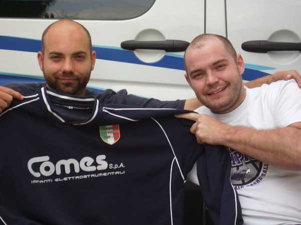 "Jeremy Campbell: ""Farò volare il Comes Dream Team"""