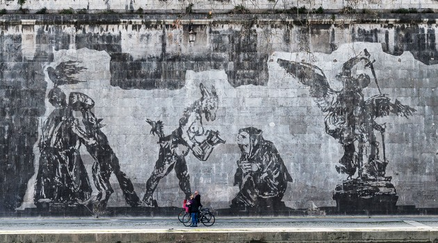 Al Macro di Via Nizza fino al 2 ottobre: William Kentridge - Triumphs and Laments