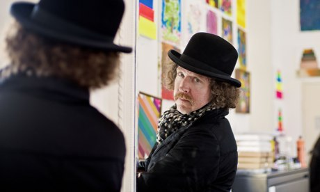 Martin Creed tra arte e illusionismo ad Alicudi.