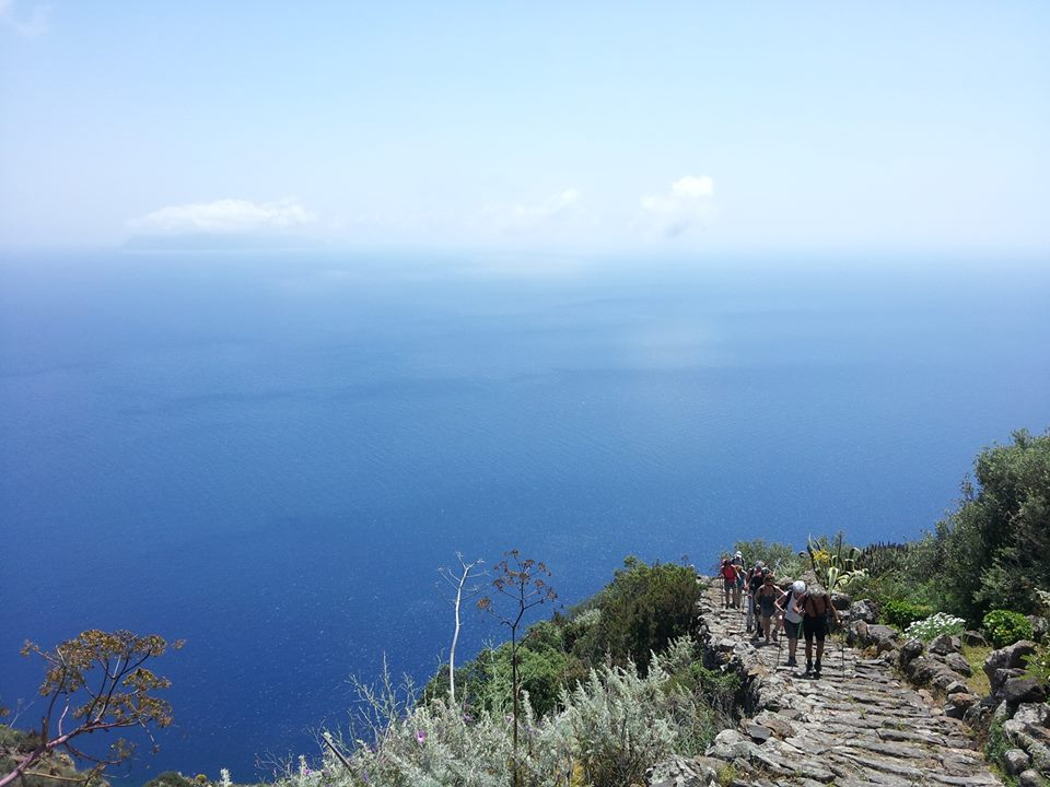 Walking on The Moon: il weekend del primo maggio alle Eolie